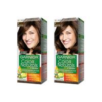 Garnier Color Hair Light Brown No.5 2 Pieces