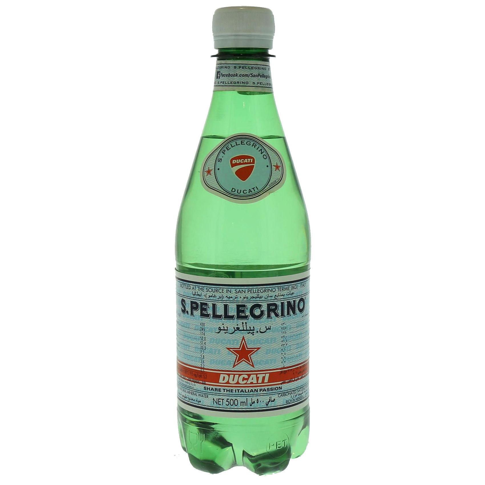 SAN PELLEGRINO SPARK/WATER 0.5L