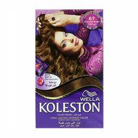 Wella Koleston Long Lasting Intense Color Cream 6/7 Chocolate Brown