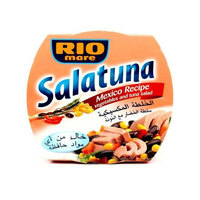 Rio Mare Salatuna Mexico Recipe Vegetable & Salad Tuna 160 g