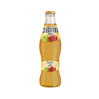 Kazouza Sparkling Fruit Drink Apple 250ML