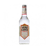 Pepe Lopez 40% Alcohol Silver Tequila 75CL