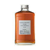 Nikka whisky From The Barrel 51% Alcohol 50CL