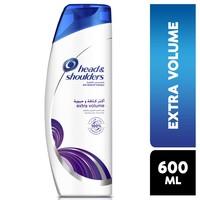 Head & Shoulders Extra Volume Anti-Dandruff Shampoo 600ml