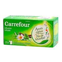 Carrefour After Lunch Infusion 25's