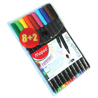 Maped Graph Peps Fine liner 8+2