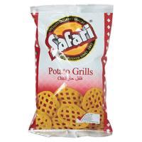 Safari Potato Grills Chili 70g