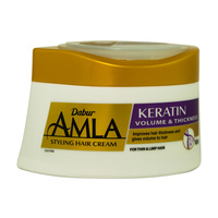 Dabur Amla Keratin Volume & Thickness Styling Hair Cream 140ml