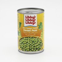 Libby's Sweet Peas 425 g