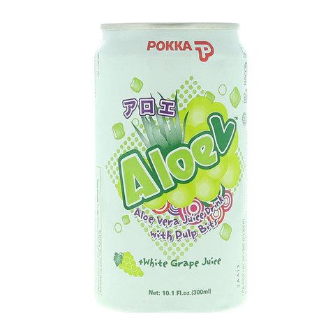 Pokka-Aloe-Vera-&-White-Grape-Juice-300ml-