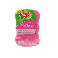 Scotch Brite Nail Saver Scouring 30% Off