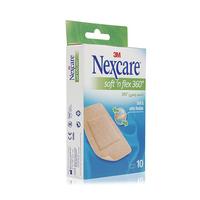 Nexcare Bandages Soft 'n Flex 10 Pieces