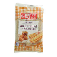 Payson Breton Crepes Caramel 180g