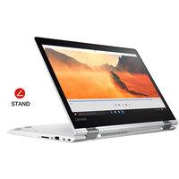 """Lenovo 2 in1 Yoga 510 i3-6100 4GB RAM 1TB Hard Disk 14"""" White"""
