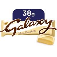 Galaxy White Chocolate Bar 38 g