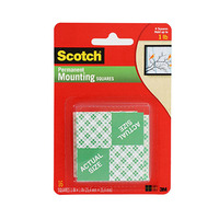 Scotch Indoor Mounting Square Heavy D16-1