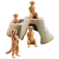 Playmobil Meerkats Family