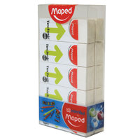 Maped Eraser Technic 600 10Pcs