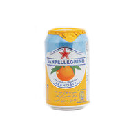 San Pellegrino Juice Sparkling Orange 330 Ml