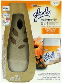 Glade Automatic 3In1 Hawaiian Breeze