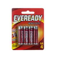 EVEREADY BATTERY AAX4 RED