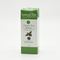The Berry Company Green Tea & Blueberry 1 L