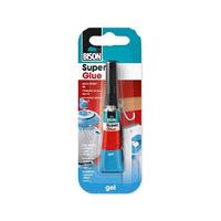 Bison Super Glue Gel 2GX12