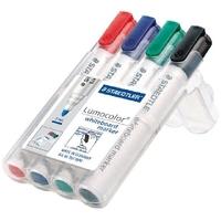Staedtler Lumocolor Whiteboard Marker Pen Pack Of 4 Pieces