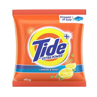 Tide Powder Detergent Washing with Extra Power Lemon