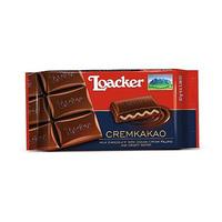 Loacker Chocolate Milk With Cacao Bar 55GR
