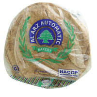 Al Arz Arabic Brown Large Bread 520g