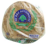 Al Arz Arabic Brown Large Bread 520g