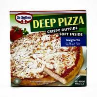 د اوتكير  بيتزا مارغريتا 400 جرام