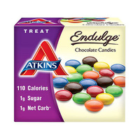 Atkins  Nutritionals Endulge Chocolate Candies 28GR (Single Pc)