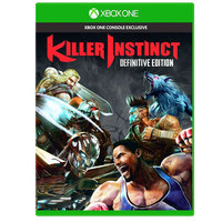 Microsoft Xbox One Killer Instinct:Definitive Edition