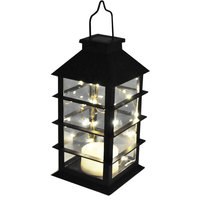 Carrefour Led Solar Powered Lantern Wire