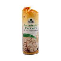 Equia Rice Cake And Buckwheat 155 Gram