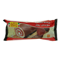 Sara Cake Swiss Roll Cake Strawberry 150g