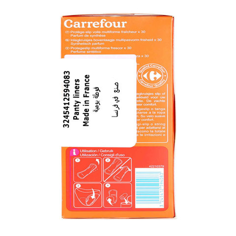 Carrefour-Pads-Slip-&-Tanga-Panty-Liners-30's