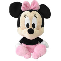 Disney Plush Big Head Minnie 10Inches