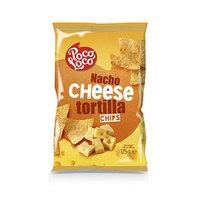 Poco Loco Nacho Cheese Tortilla Chips 125GR