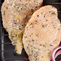 Brazilian Chicken Escalope Lemon and Pepper 300g