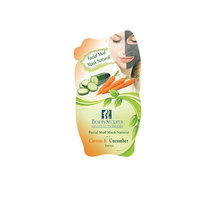 Beauty Secrets Facial Mud Mask Natural With Carrots And Cucumber