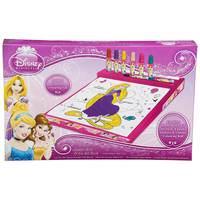 Disney Princess Jumbo Roll And Art Desk