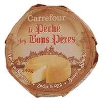 Carrefour Saint Paulin Cheese 340g