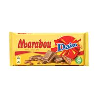 Marabou Daim Chocolate 200GR