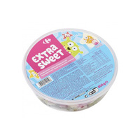 Carrefour Smooth Jelly Assorted 600GR