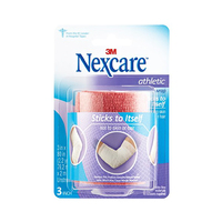 Nexcare Athletic Wrap Stick To It Self CR-3R