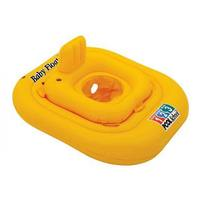 INTEX Deluxe Baby Float 79 Cm Ages 1-2 Years Yellow