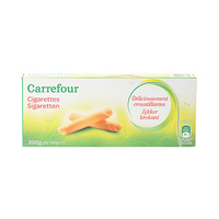 Carrefour Cookies Russian Cigarette 200GR